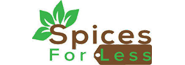 Website Design for Spices for Less
